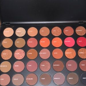 Morphe palette second nature 35O2
